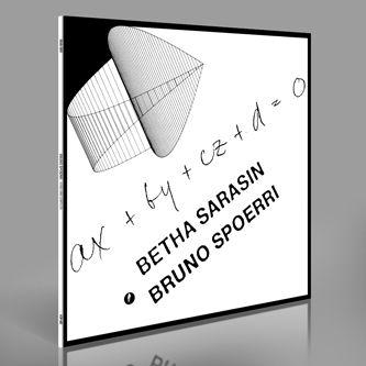AX+BY+CZ+D=0 (AKA Kunst Am Computer) by Bruno Spoerri and Betha Sarasin