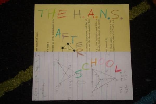 After School by The H.A.N.S