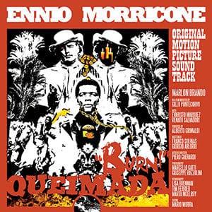 Queimada by Ennio Morricone