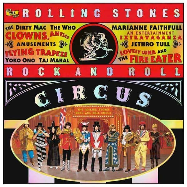 Rock and Roll Circus by The Rolling Stones