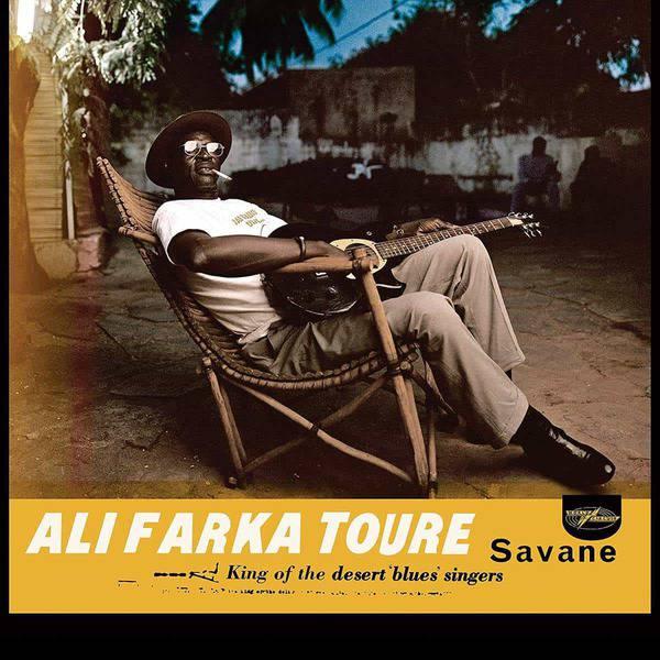 Savane by Ali Farka Touré