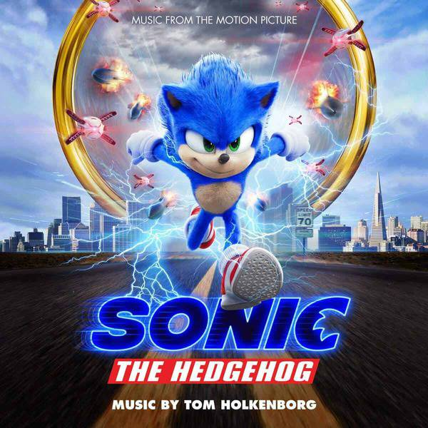 Tom Holkenborg - Sonic The Hedgehog: Music From The Motion Picture