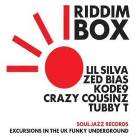 Soul Jazz Records presents Riddim Box by Various (Kode 9, LV, DVA, MJ Cole etc.)
