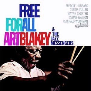 Free For All by Art Blakey & The Jazz Messengers