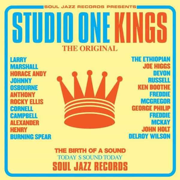 Studio One Kings by Various