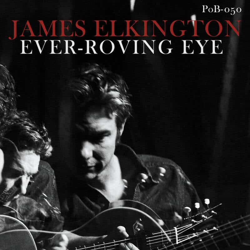 Ever-Roving Eye by James Elkington