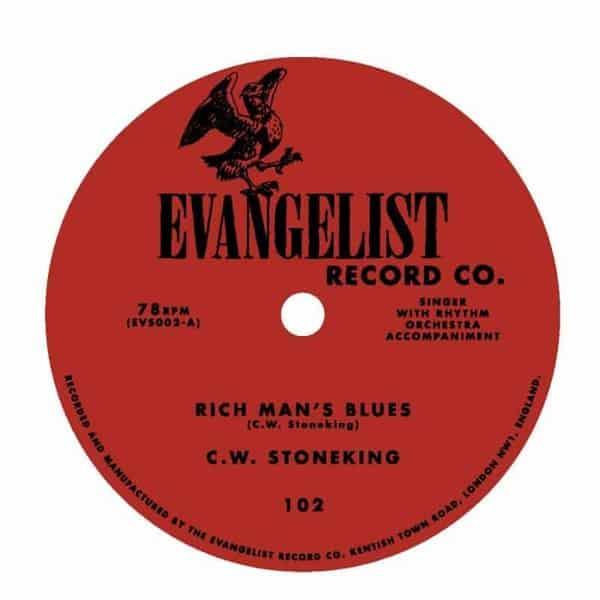Rich Mans Blues by C.W. Stoneking