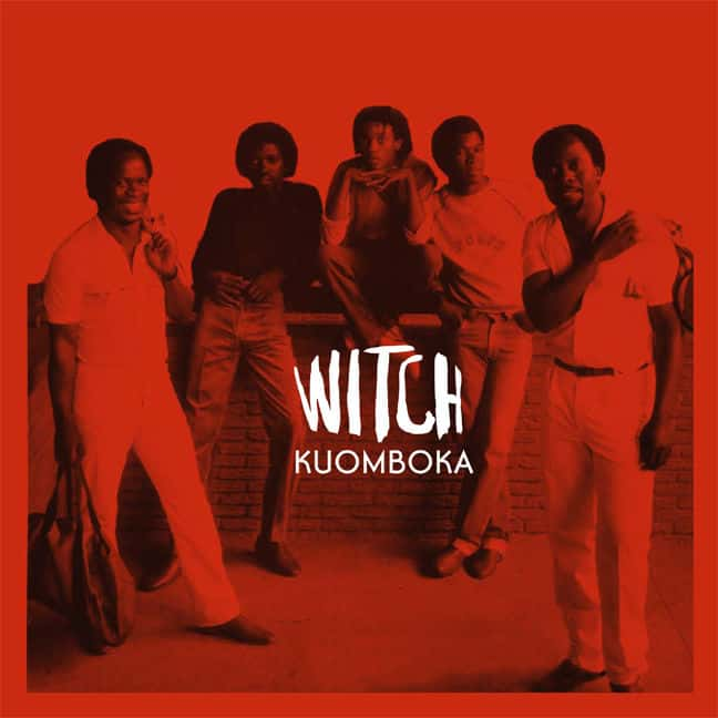 Kuomboka by Witch