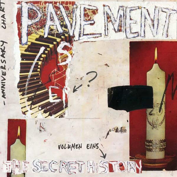 The Secret History Volume 1 by Pavement