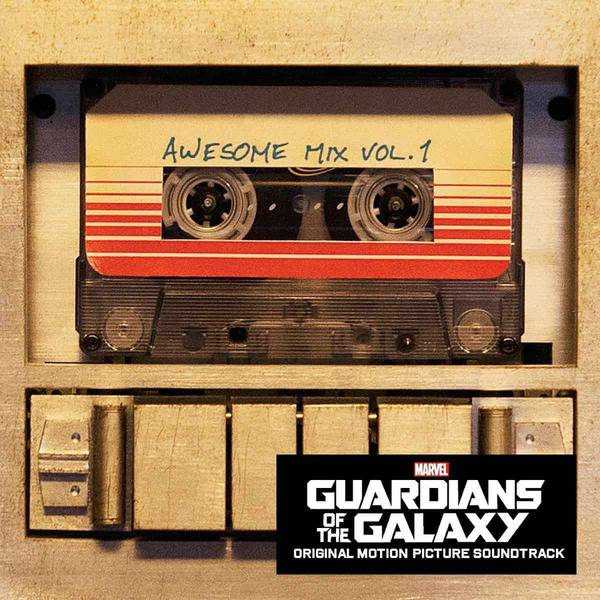 Guardians Of The Galaxy: Awesome Mix Vol. 1 by Various