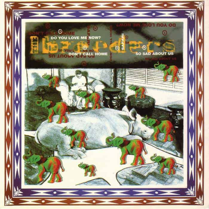 Safari EP by The Breeders