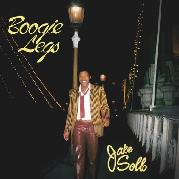 Boogie Legs by Jake Sollo