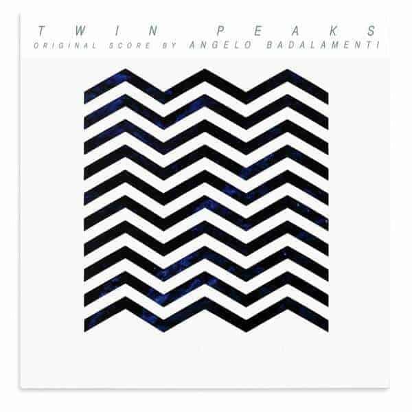 Twin Peaks (Laura Palmer Ice Blue Edition) by Angelo Badalamenti