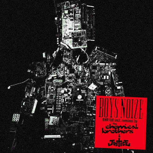 XTC (Chemical Brothers + Justice Remix) by Boys Noize