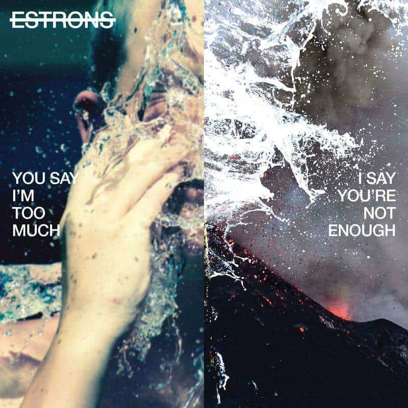 You Say I'm Too Much, I Say You're Not Enough by Estrons