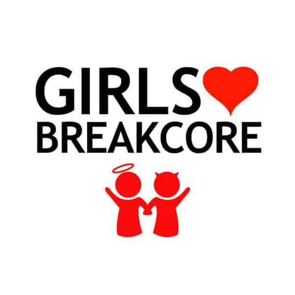 Girls Love Breakcore by Mochipet