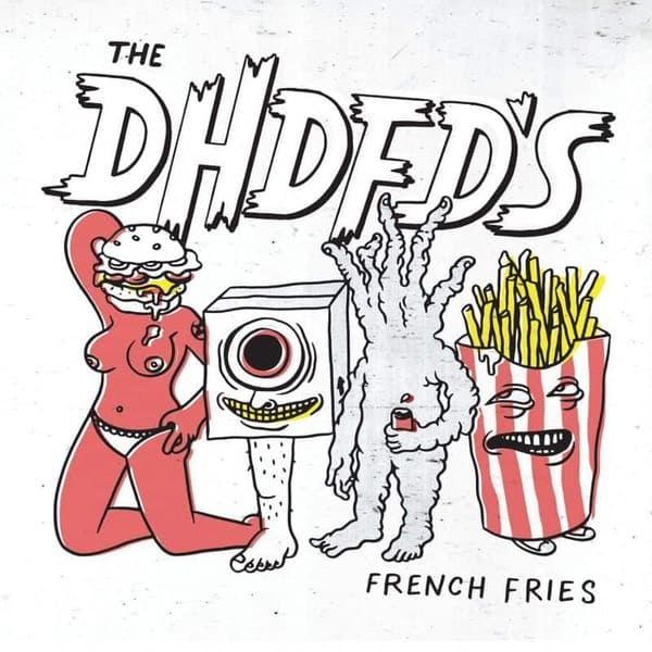 French Fries by The DHDFDs