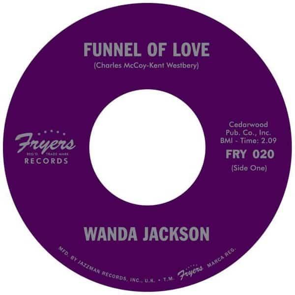 Funnel of Love / Whirlpool by Wanda Jackson