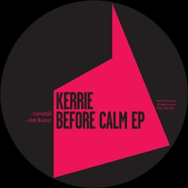 Before Calm EP by Kerrie