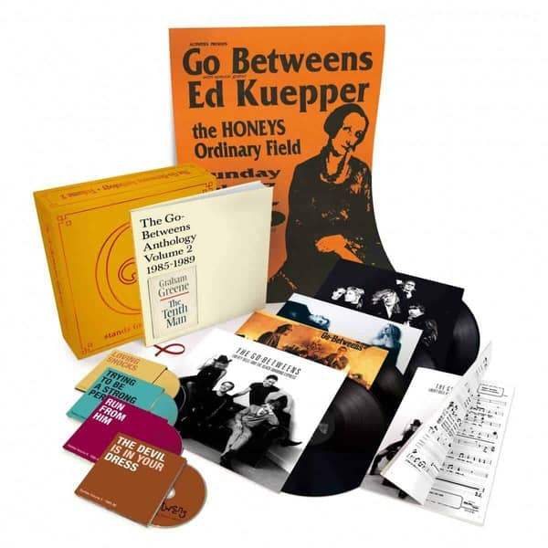 G Stands For Go-Betweens: The Go-Betweens Anthology - Volume 2 by The Go-Betweens