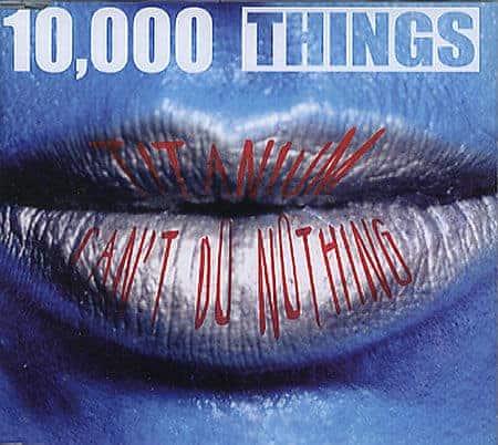 Titanium by 10,000 Things
