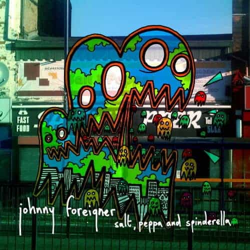 Salt, Peppa And Spindarella by Johnny Foreigner