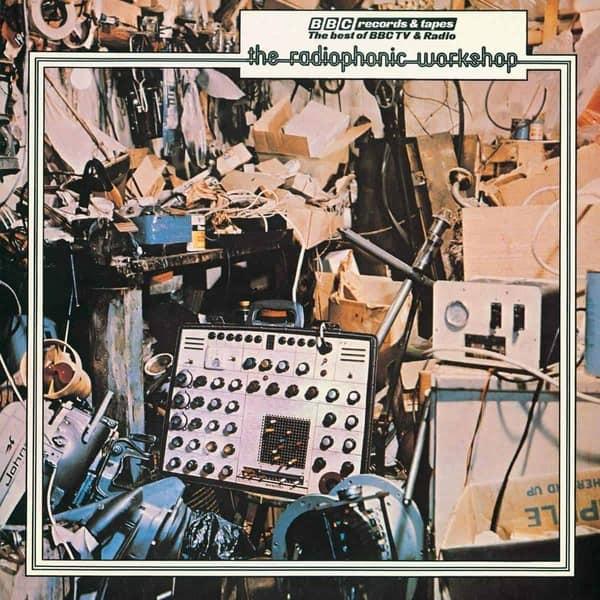 The Radiophonic Workshop by BBC Radiophonic Workshop