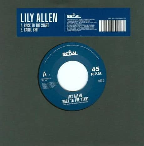 Back To The Start/ Kabul shit by Lily Allen