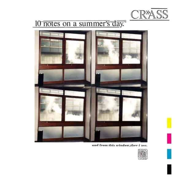 Ten Notes On A Summers Day by Crass