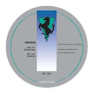 Pyramid Lake / Black Ink by Airhead