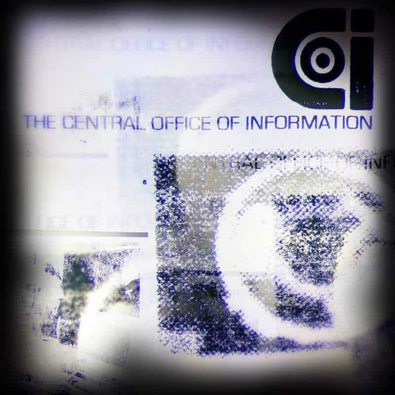 The Central Office Of Information by The Central Office Of Information