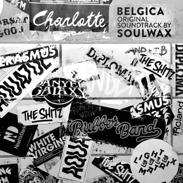 Belgica (Original Soundtrack) by Soulwax