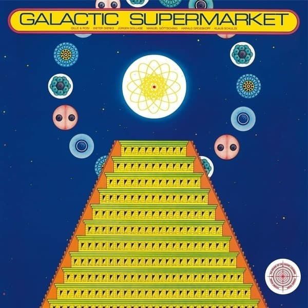 Galactic Supermarket by The Cosmic Jokers