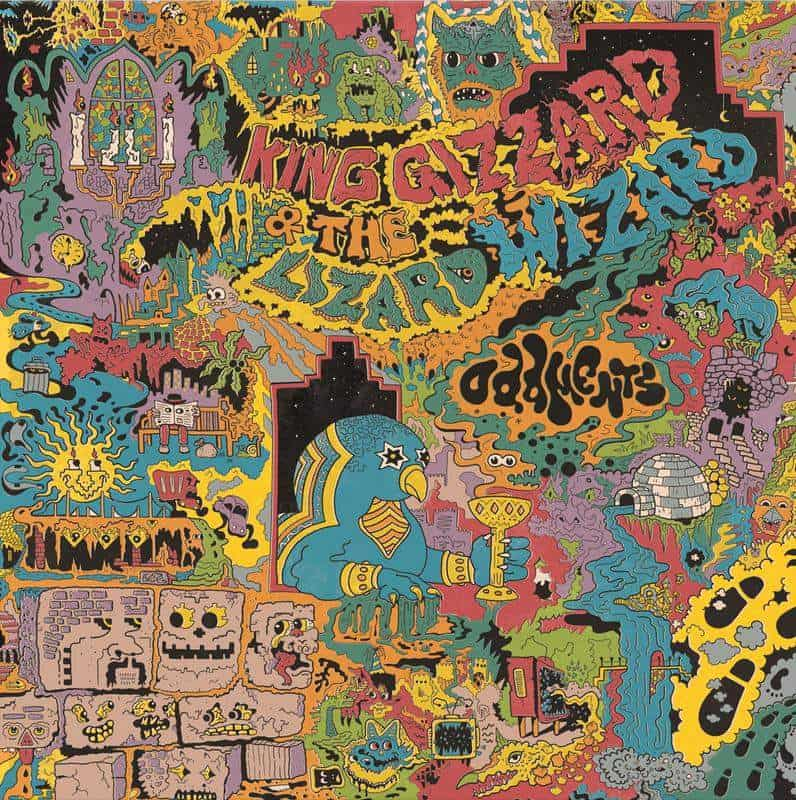 Oddments by King Gizzard & The Lizard Wizard