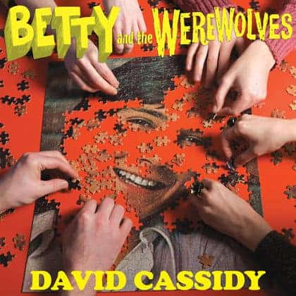 David Cassidy by Betty and The Werewolves