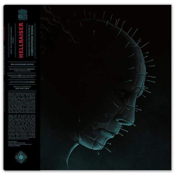 Hellraiser (Original Motion Picture Score) by Christopher Young
