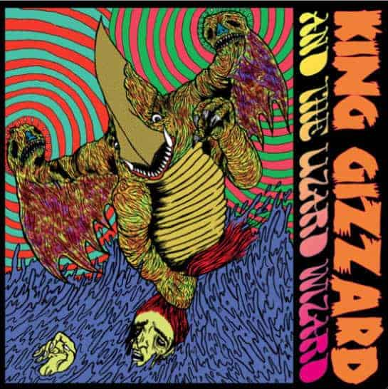 Willoughby's Beach EP by King Gizzard & The Lizard Wizard