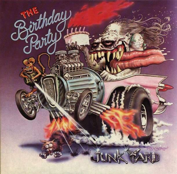 Junkyard by The Birthday Party