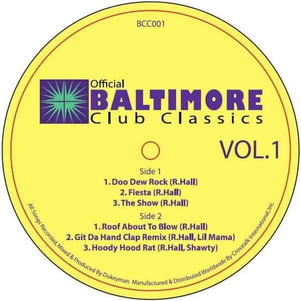 Baltimore Club Classics by Various