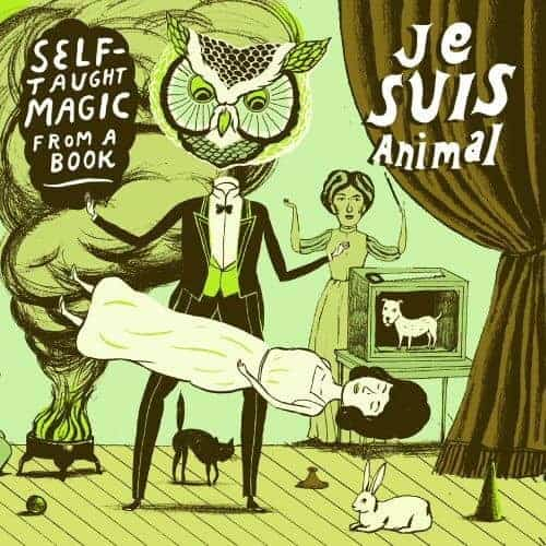 Self-taught Magic From A Book by Je Suis Animal