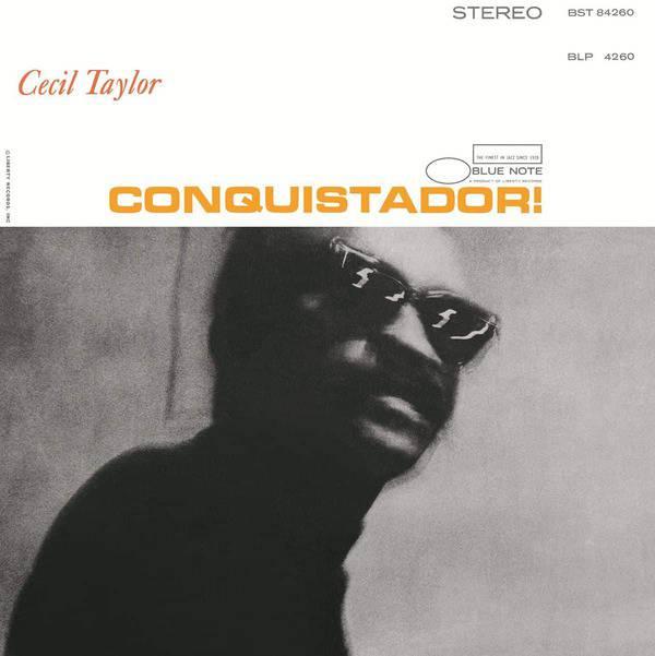 Conquistador! by Cecil Taylor