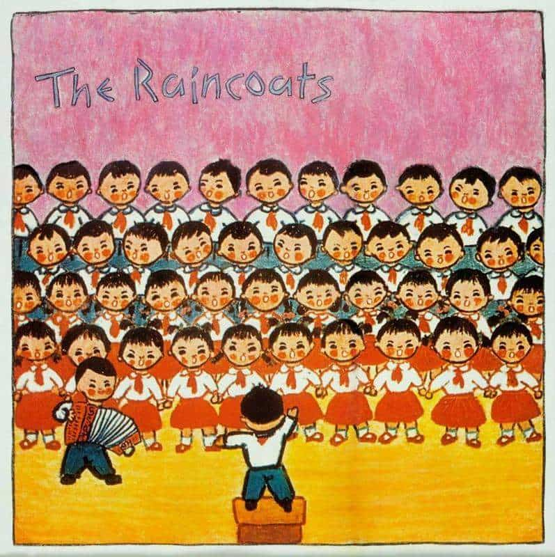 5. The Raincoats - The Raincoats (40th Anniversary Edition)