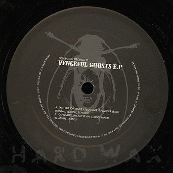 Vengeful Ghosts EP by Various