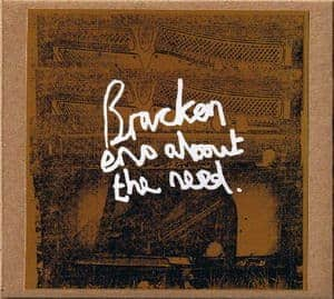 Eno About The Need by Bracken