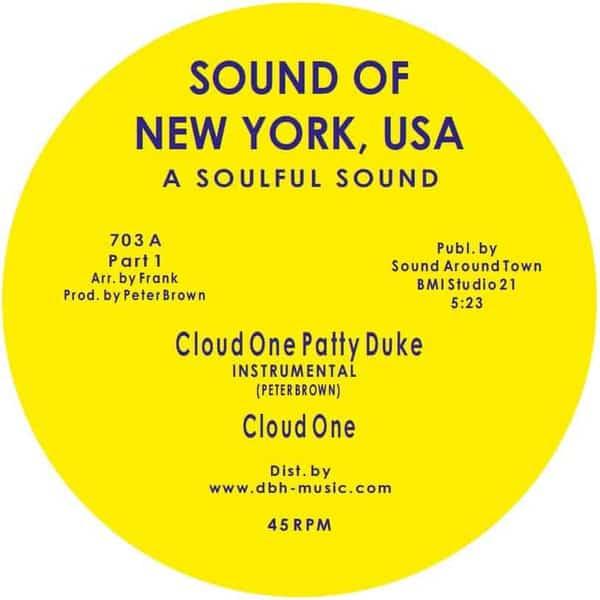 Patty Duke by Cloud One