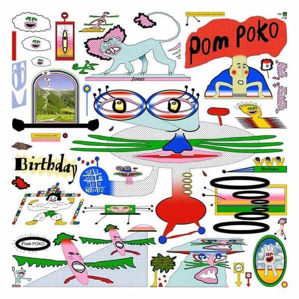 Birthday by Pom Poko