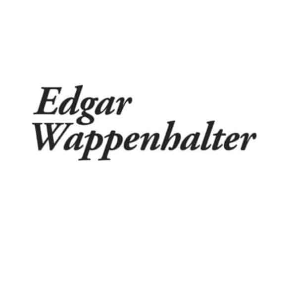s/t by Edgar Wappenhalter