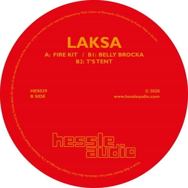 Fire Kit by Laksa
