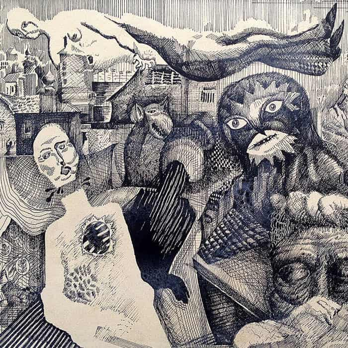 Pale Horses by mewithoutYou