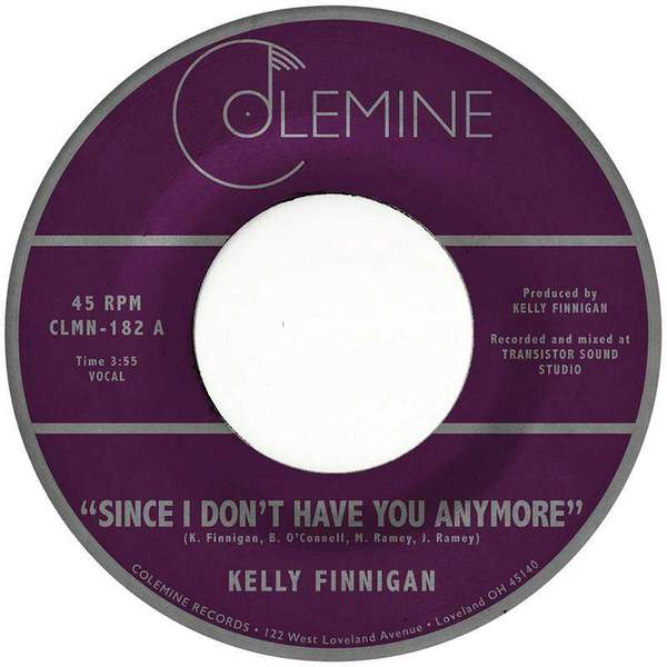 Since I Don't Have You Anymore by Kelly Finnigan